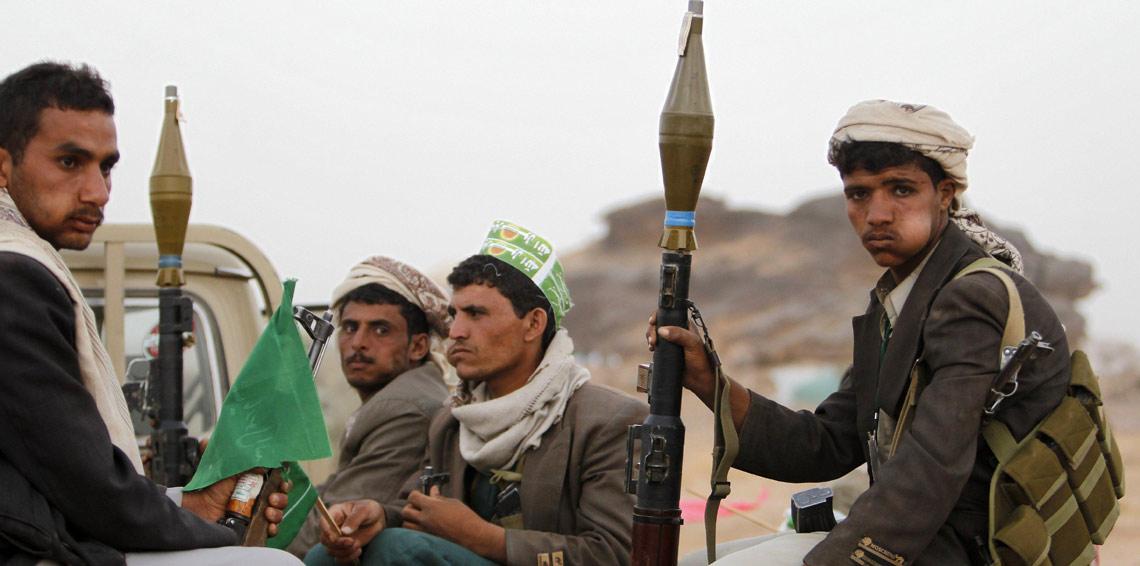 """صورة فرنسا.. إيران لها """"الكثير"""" من الأسلحة في اليمن"""