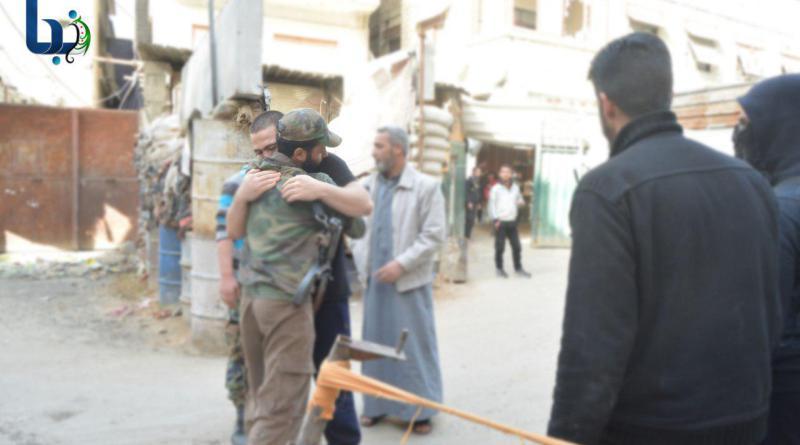 صورة جنوب دمشق..تبادل أسرى بين جيش الإسلام وتنظيم الدولة