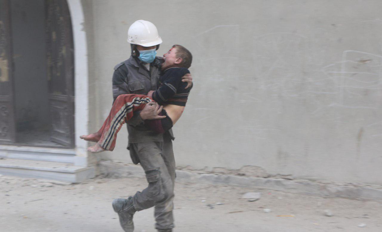 صورة الأمم المتحدة: الأسد يرتكب جرائم حرب