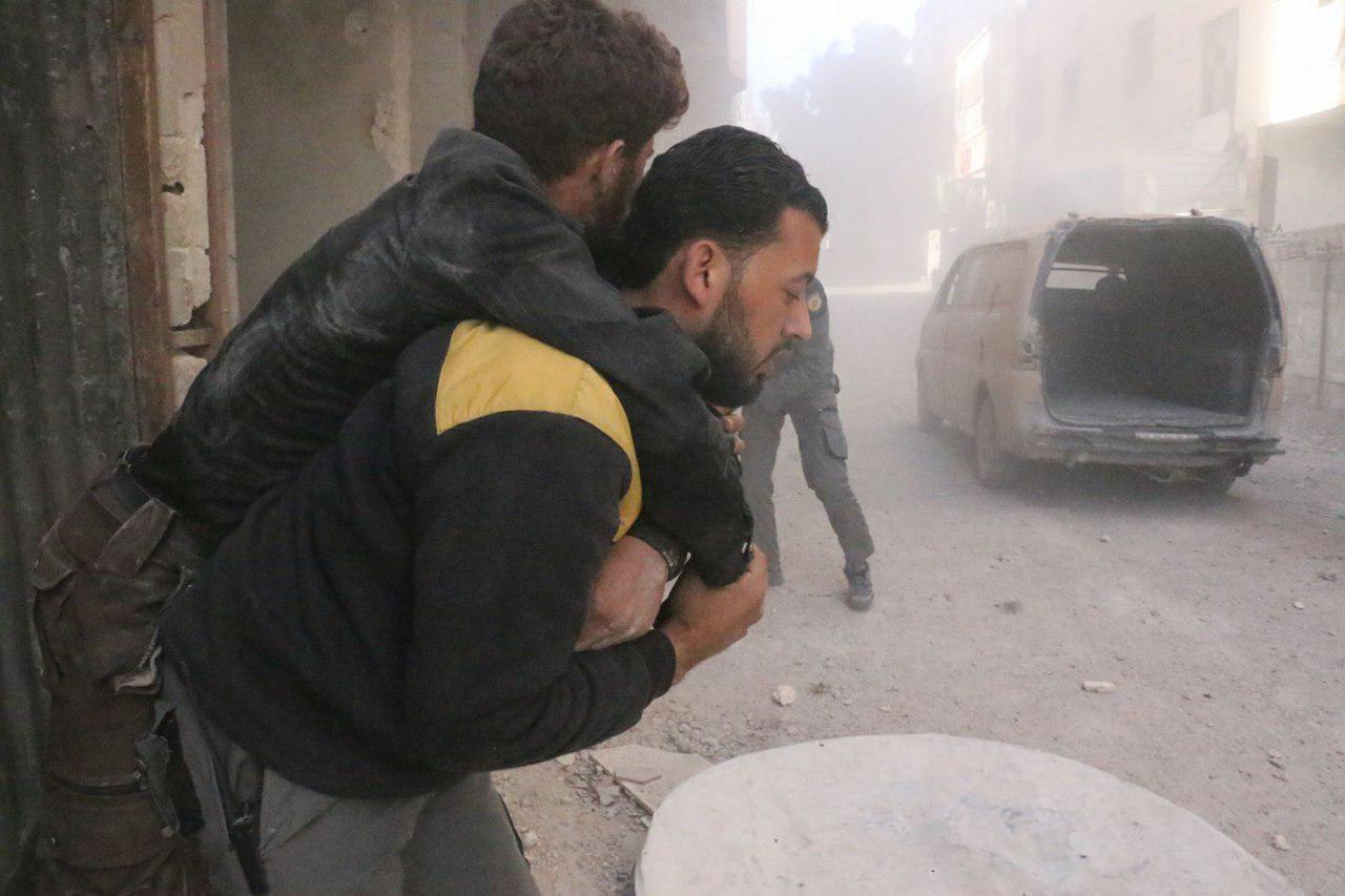 صورة تركيا: حشدنا كل الإمكانيات لأجل الغوطة الشرقية