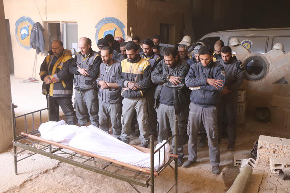 صورة فصائل وفعاليات الغوطة: هولوكوست آخر