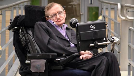 """صورة رحيل عالم الفيزياء الشهير """"ستيفن هوكينغ"""""""