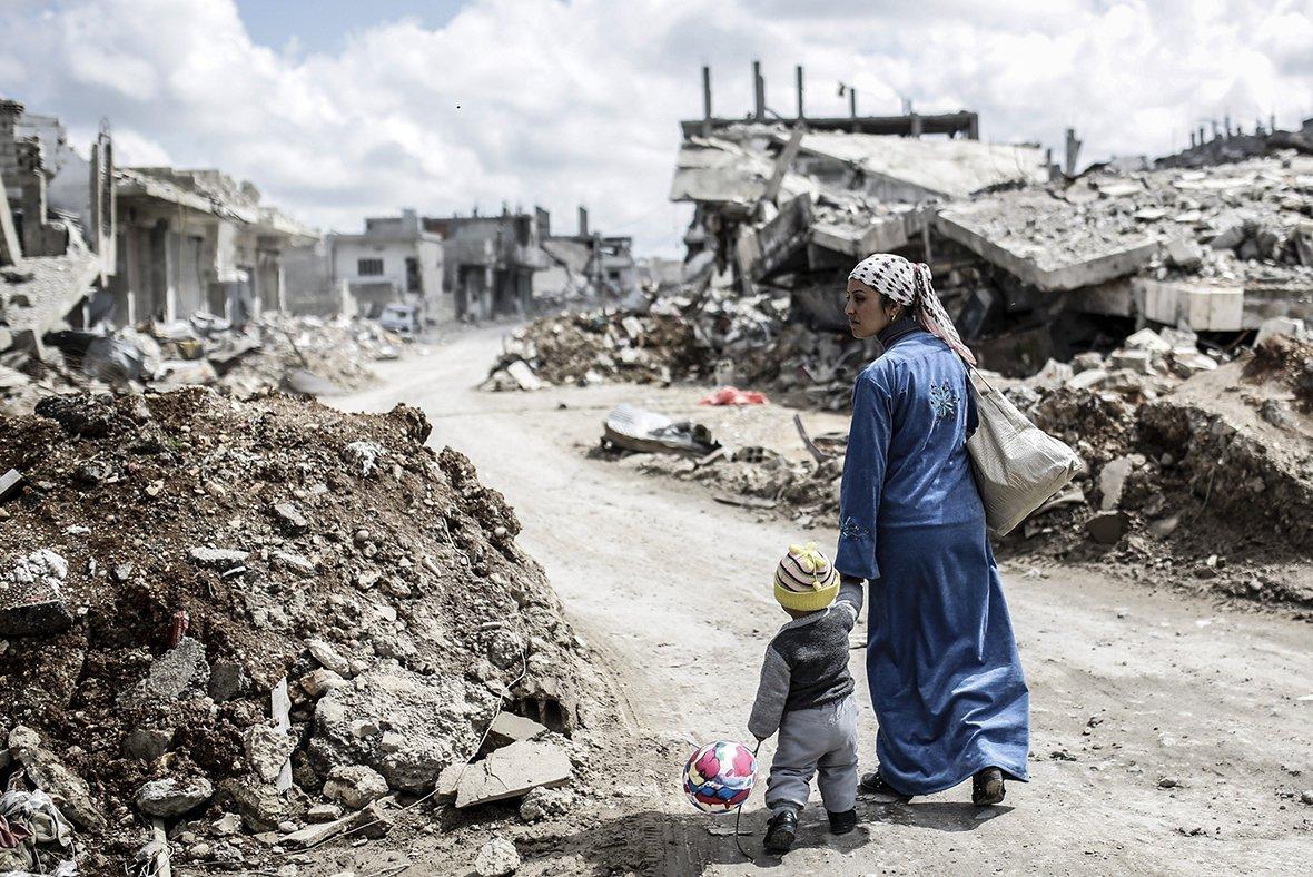 صورة صراع الكبار..أحداث غريبة تدور في سوريا