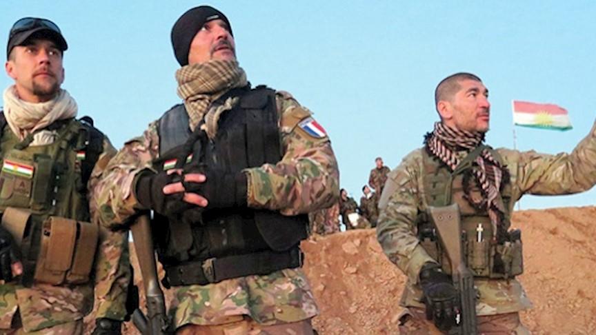 صورة الأناضول: 100 جندي فرنسي بمناطق PYD