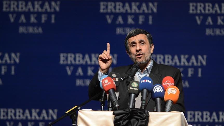 صورة نجاد: الإيرانيون يبيعيون كِلاهم والظلم كبير