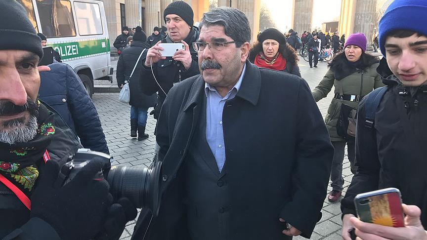 """صورة تركيا تطالب ألمانيا باعتقال """"صالح مسلم"""" وتسليمه لها"""