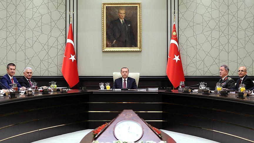 """صورة القومي التركي يدعو لإبعاد """"الإرهابيين"""" من منبج وشمالي العراق فورا"""