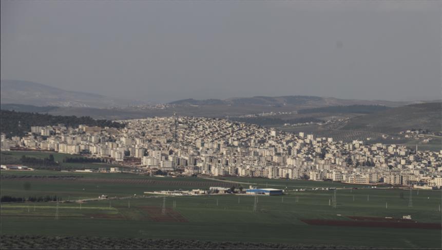 """صورة الجيش التركي يعلن حصاره لمركز """"عفرين"""""""