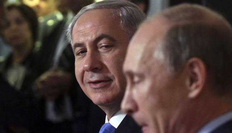 صورة تهديدات غير مباشرة بين موسكو وتل أبيب