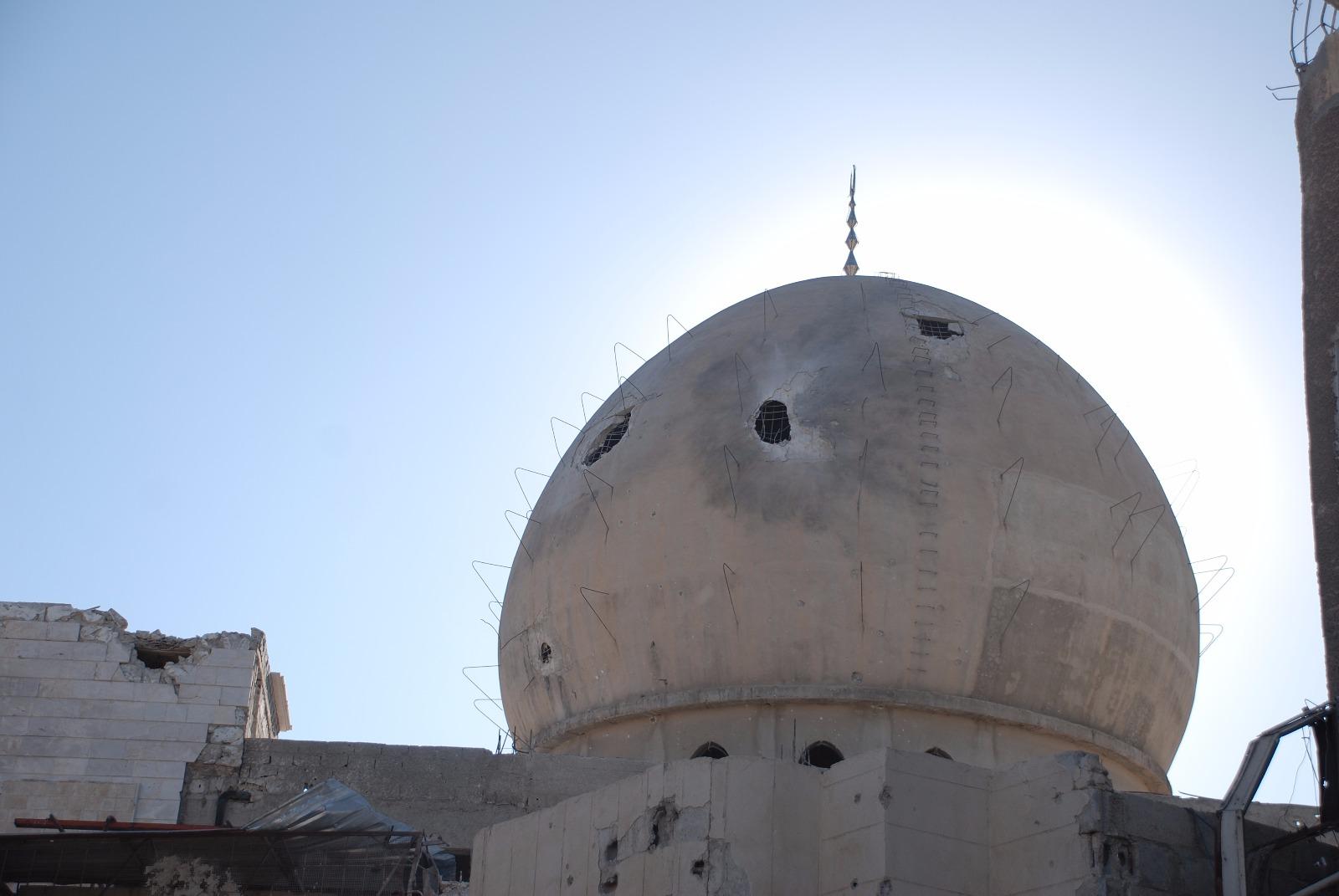 صورة سوريا تنزف آثارها والحرب تدمر حضارات من سبقوا