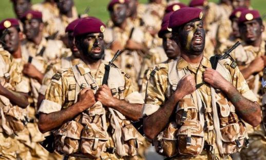 صورة قطر تتيح للنساء الالتحاق بالخدمة العسكرية