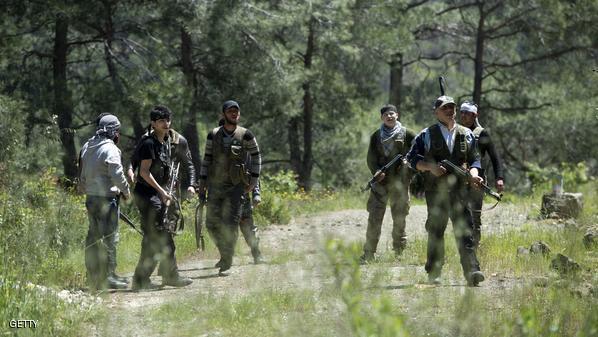 صورة اللاذقية..قتلى للنظام بهجوم مباغت للمعارضة