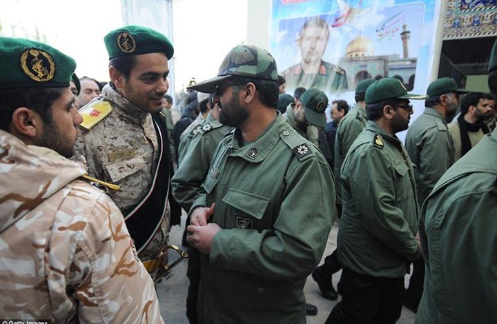 صورة إسرائيل: لا لقواعد إيران المتقدمة بسوريا