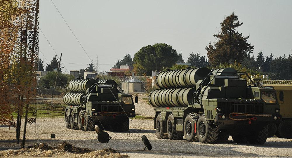 صورة هل حصل الأسد على صواريخ إس300؟