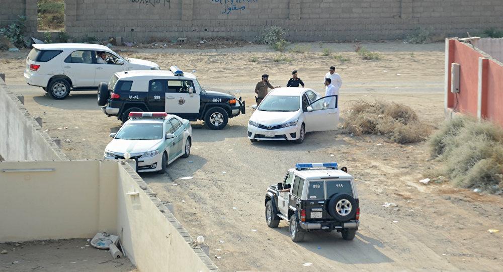صورة الرياض..طائرة مسيرة وإطلاق رصاص