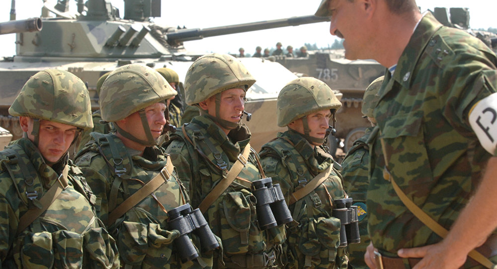 صورة مصدر: مفاوضات بين جيش الإسلام وروسيا