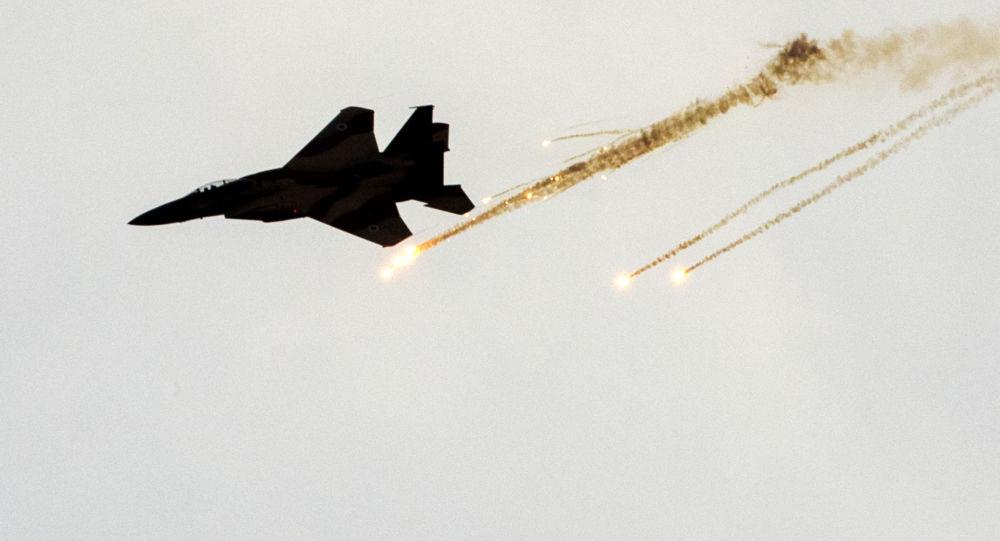 صورة الضربة الأمريكية للأسد..الجيش الإسرائيلي يتأهب