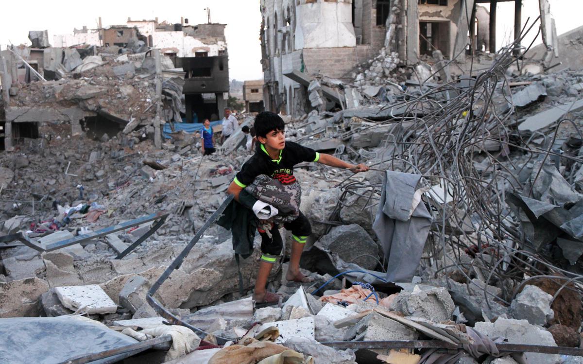 صورة دوما..150 ألف مدني على شفا الانهيار