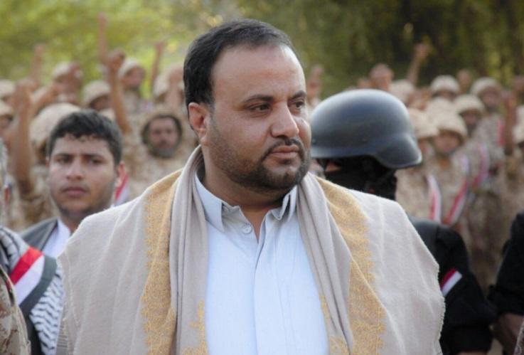 """صورة مقتل """"صالح الصماد"""" الرجل الثاني بجماعة الحوثي"""