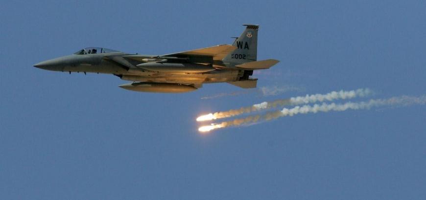 """صورة سوريا..36 قتيلا لتنظيم """"الدولة"""" بالغارات العراقية"""