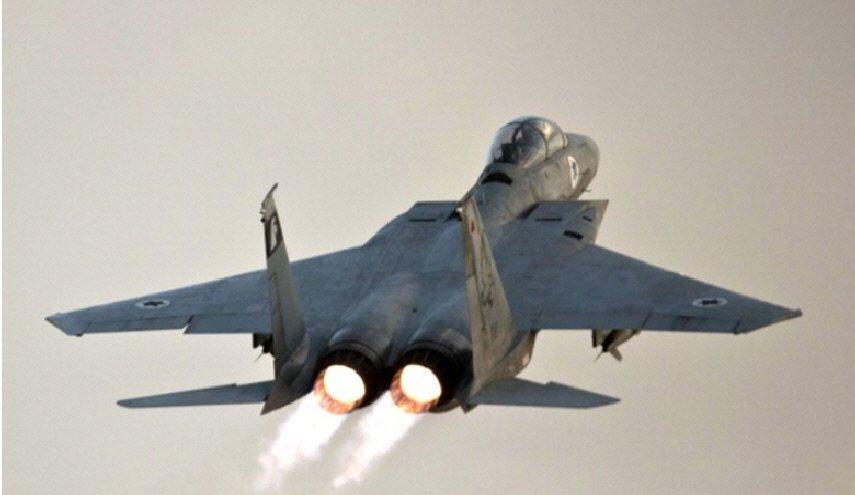 صورة مقاتلات اسرائيلية تخترق الأجواء الإيرانية