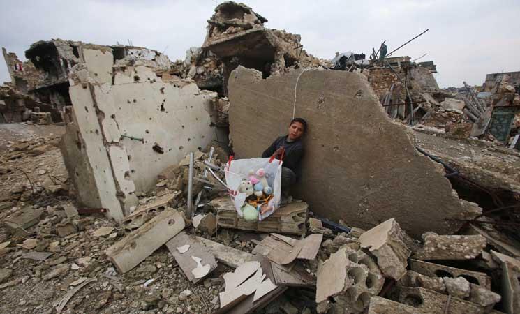 صورة مسؤول أممي: سوريا مصيدة موت للمدنيين