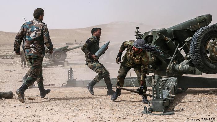 صورة اربطوا الأحزمة..الحرب الحقيقية بسوريا قادمة