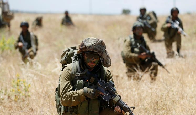 صورة التايمز..طبول الحرب المدمرة تقرع بين إسرائيل وإيران
