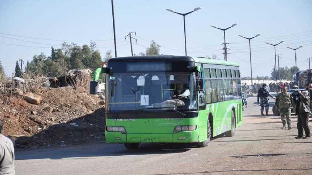 صورة لأسباب مجهولة..الأسد يوقف إخراج جرحى دوما