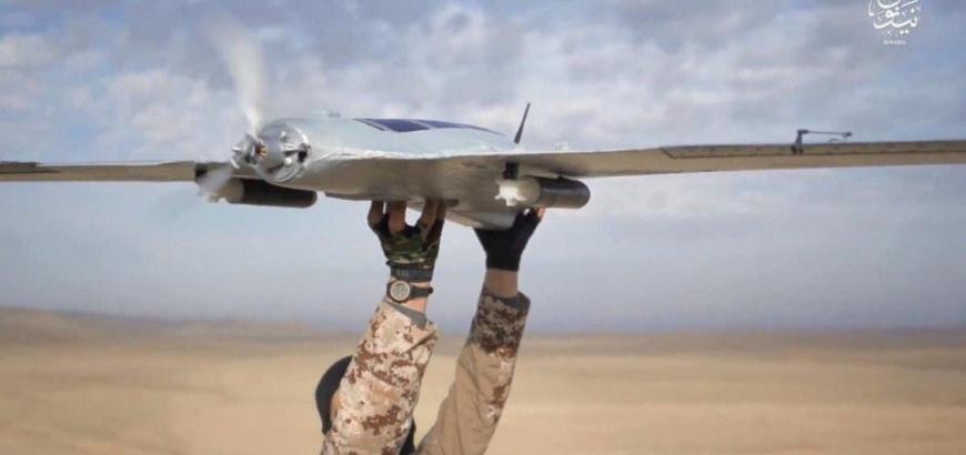 صورة «قاصفات الخلافة»..خطر تنظيم الدولة المقبل