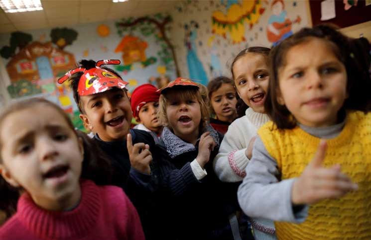 صورة عام 2017..175 ألف سوري حصلوا على حق الجوء بأوروبا