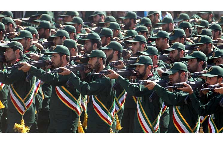 صورة 19 قاعدة إيرانية بسوريا..تفاصيل