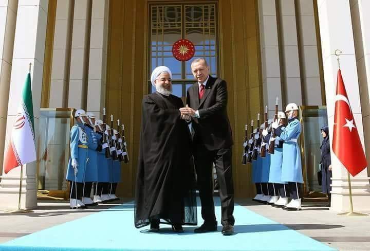 صورة أنقرة..روحاني يطالب بتسليم عفرين للأسد