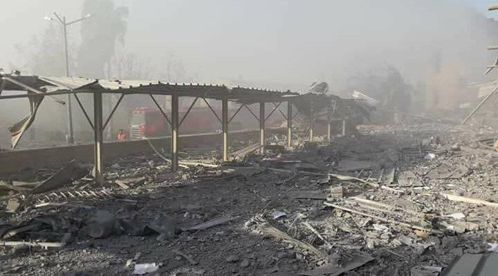 صورة واشنطن: الضربات شلت برنامج الأسد الكيماوي