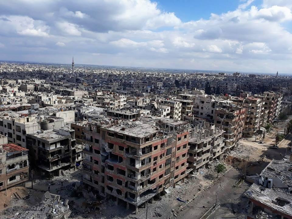 صورة بعد دمشق..ما مستقبل المعارضة المسلحة؟