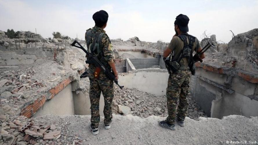 صورة اعتقال سوري متهم بالتورط بهجمات 11 سبتمر