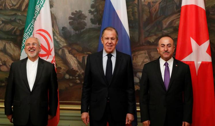صورة ما التسوية التي تريدها دول اتفاق أستانا؟