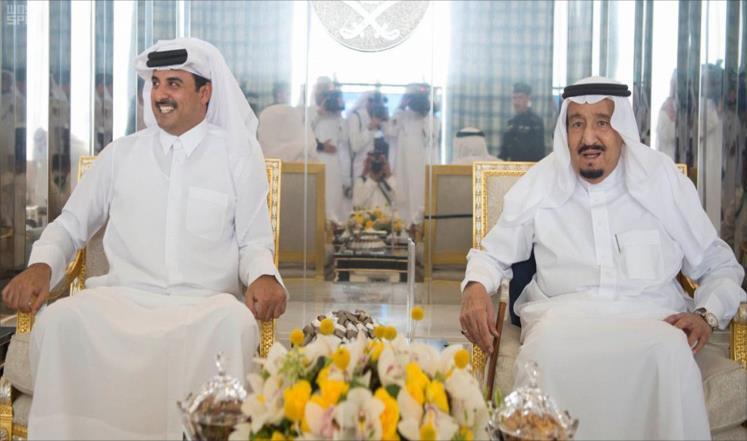 صورة بوادر إنفراج بالأزمة الخليجية
