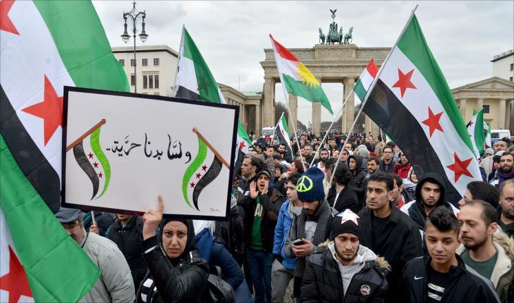 صورة ألمانيا تتحرك لمنع مصادرة الأسد عقارات المهجرين