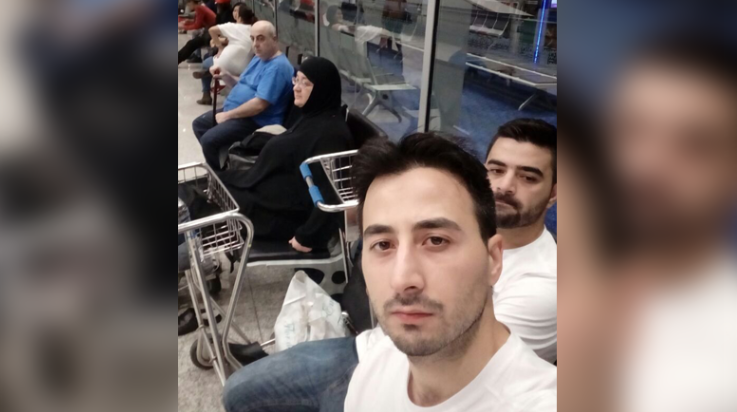 صورة كوالالمبور..احتجاز عائلة سورية بالمطار منذ 52 يوماً
