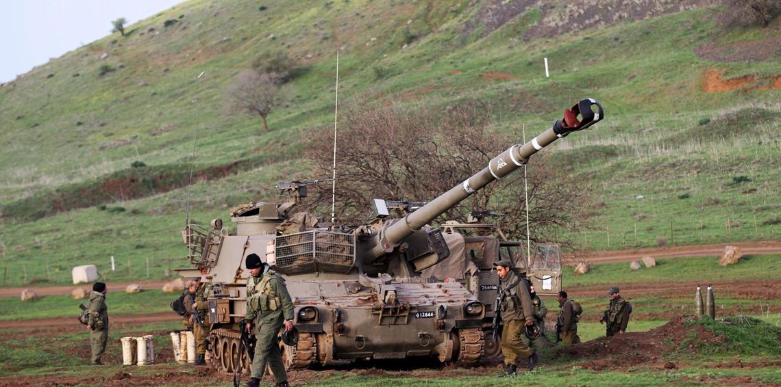 صورة إيران وإسرائيل..حرب الأعصاب الباردة