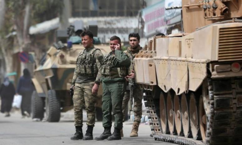 صورة تركيا تنتقد الرسائل الأمريكية الملتبسة حول سوريا