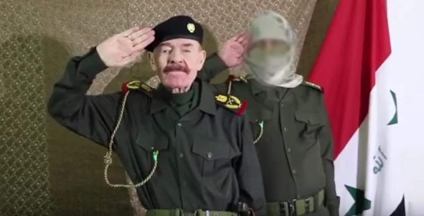 """صورة فيديو..الدوري يهدد بحرب شاملة..وهذا ما قاله عن """"داعش"""""""