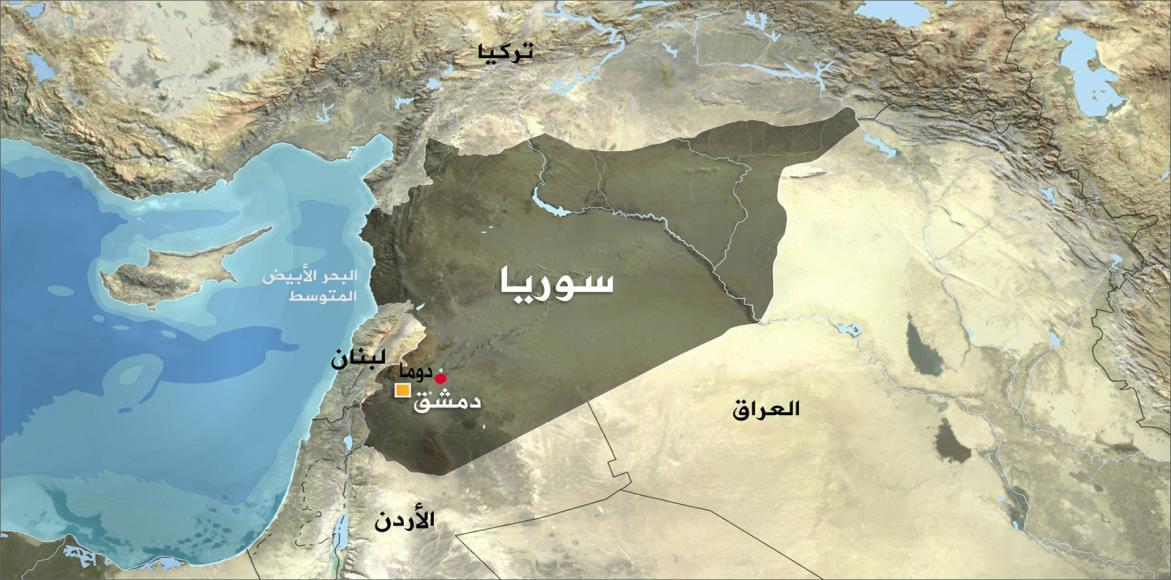 صورة روسيا تلوح إلى تقسيم سوريا