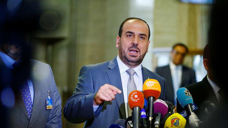 صورة الحريري: عدة دول أوقفت دعم المعارضة
