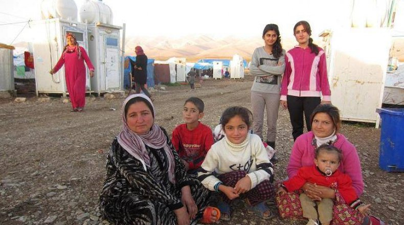 صورة كردستان العراق يحذر من تدهور الوضع الإنساني للاجئين السوريين