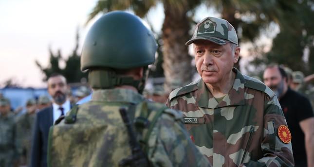 صورة أردوغان يكشف محصلة معركة عفرين