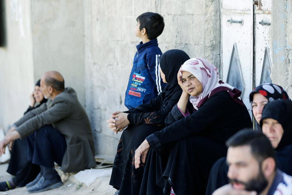 صورة فريق تحقيق دولي يبدأ جولة تفتيش في دوما