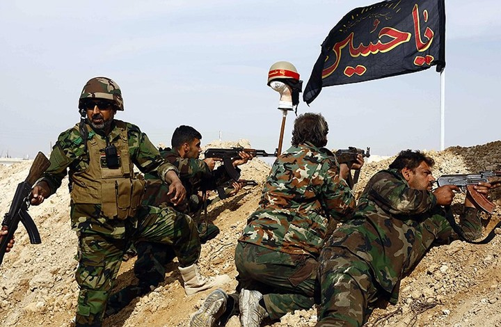 صورة 80 ألف مقاتل شيعي في سوريا