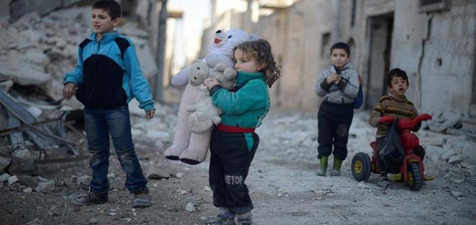 صورة الأمم المتحدة عاجزة..لا نملك حلاً سحرياً بسوريا